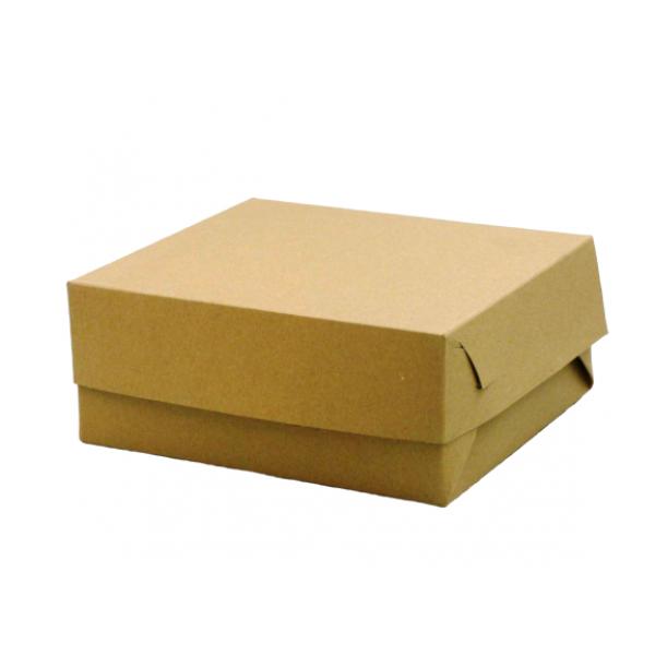 ΚΟΥΤΙ  ΚΡΑΦΤ 22*13*7 Ν.5 Κουτιά Κραφτ Συσκευασιες Τροφιμων - thalassinos.com.gr